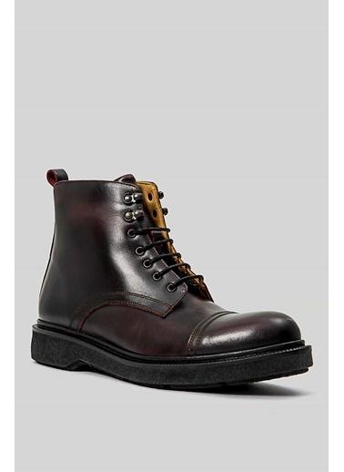 Lufian Klasik Ayakkabı Bordo
